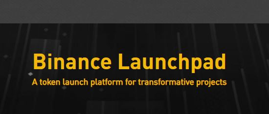 best altcoin to buy on Binance Launchpad