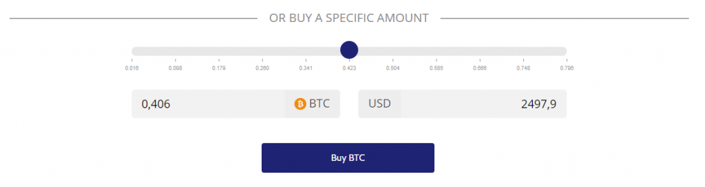 Coinmama buy specific amount of Bitcoin