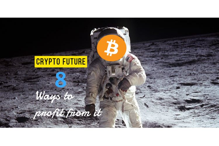 Crypto future stock
