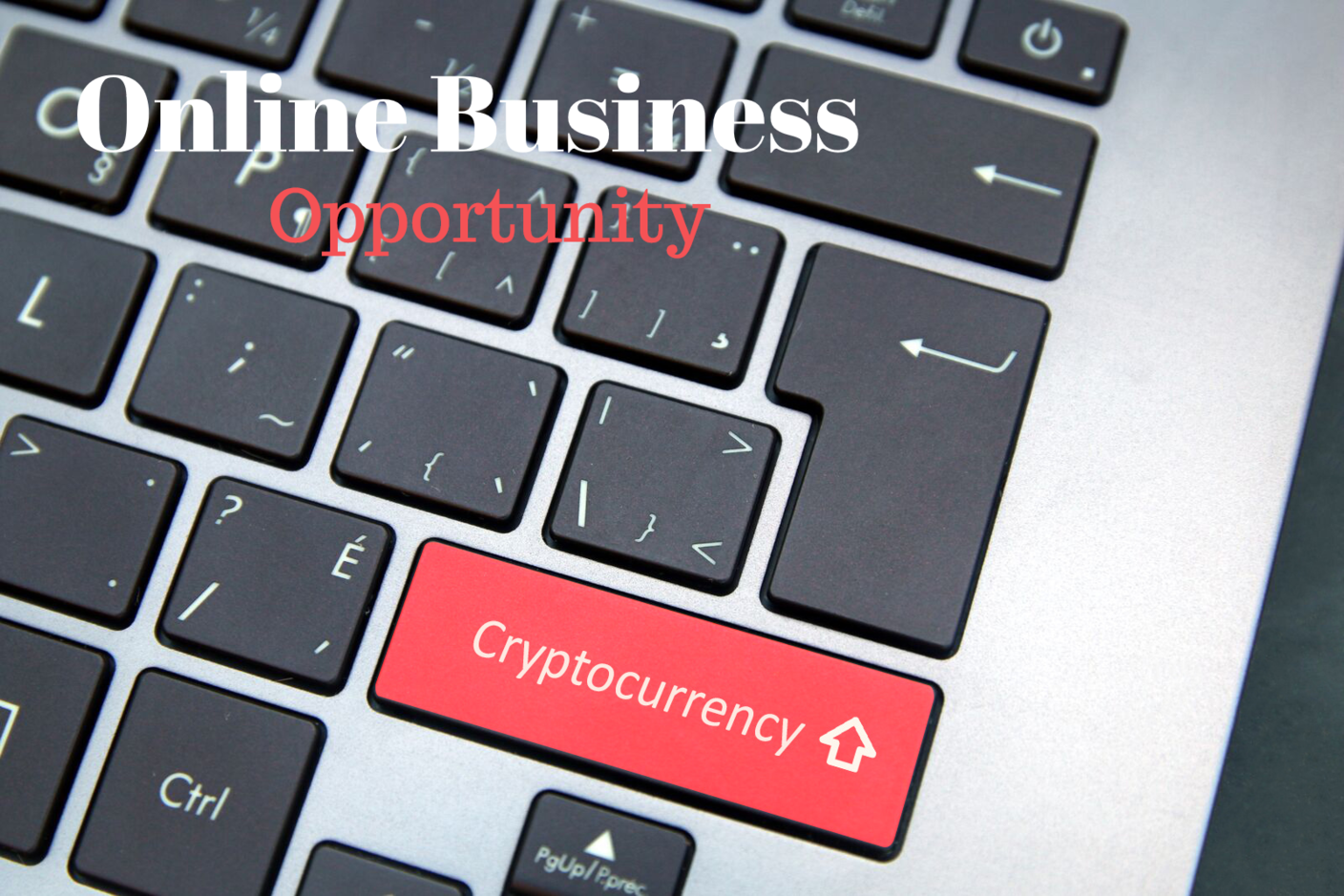 Cryptocurrency starting online business