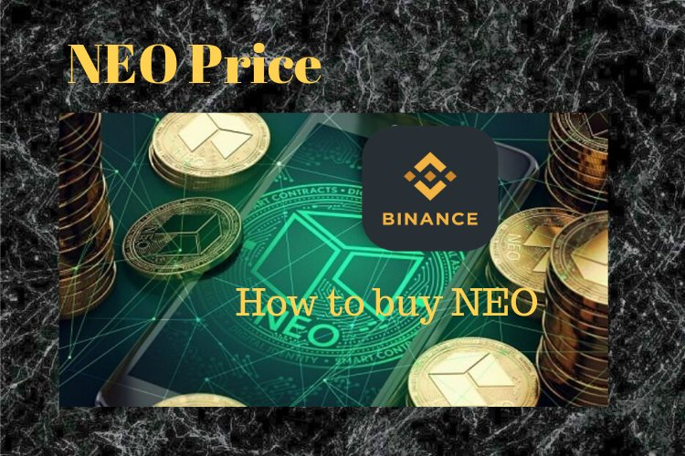 NEO Price & How to buy NEO