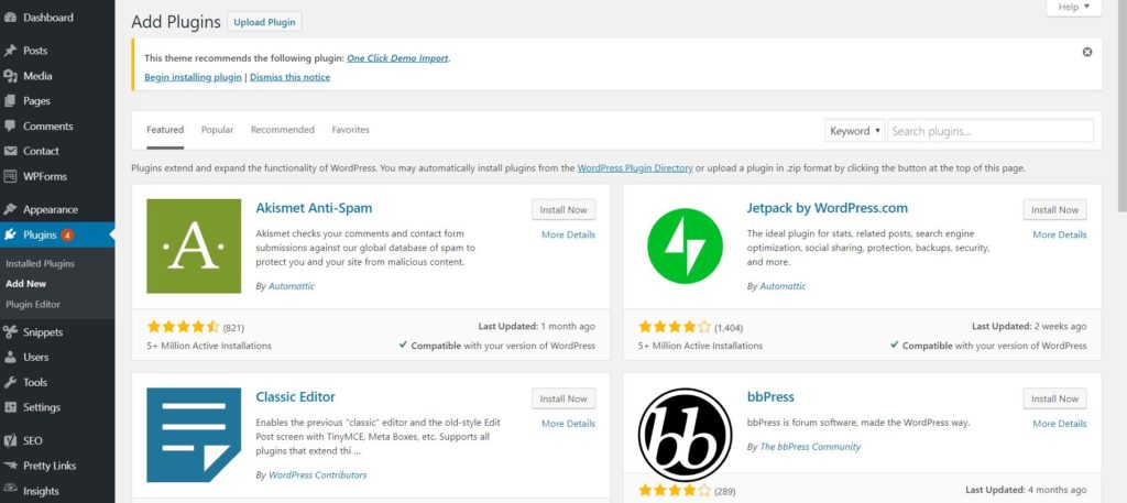 Wordpress plugins overview Bitcoin blogger steps