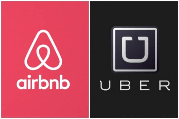 AirBnB and Uber