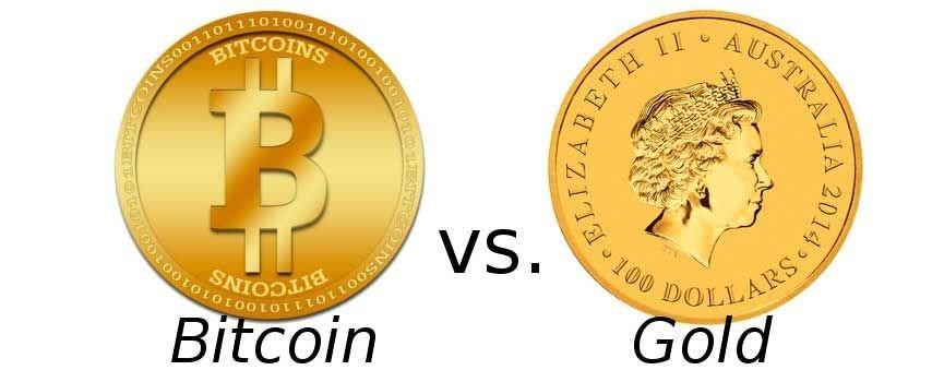 Precious metals vs Cryptocurrency - Bitcoin & gold