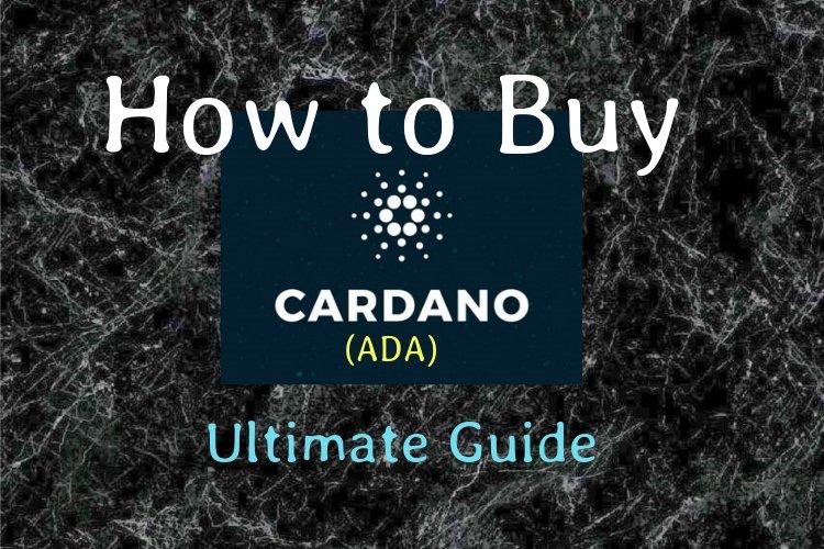 Buy Cardano Guide