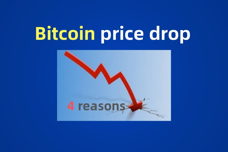 Why Bitcoin price drop
