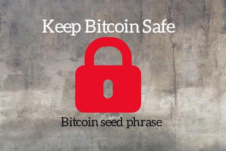 Bitcoin recovery phrase