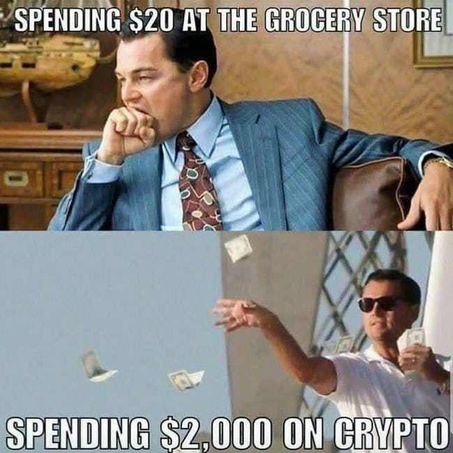 Crypto Investin How to Survive