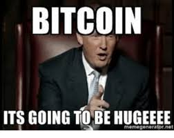 Bitcoin gets Huge