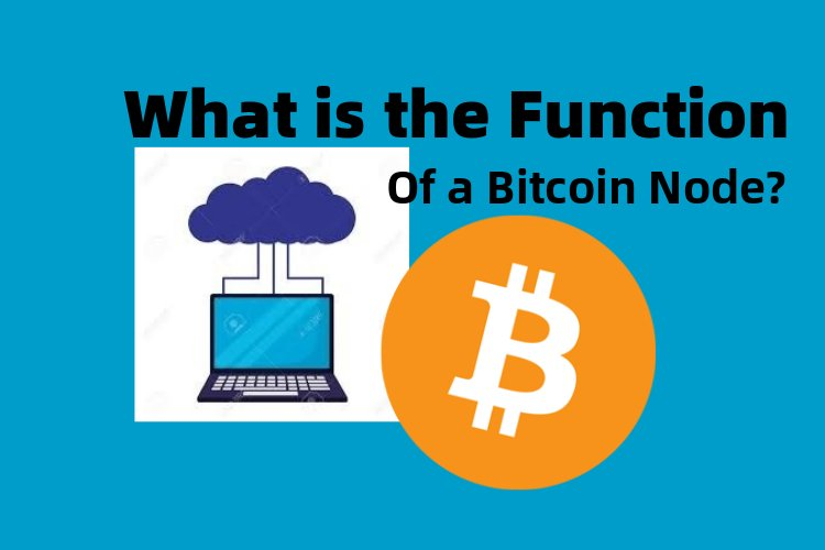 Function of a full node