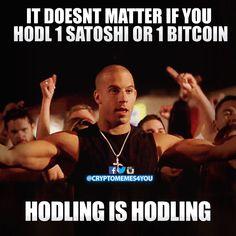 HODL crypto