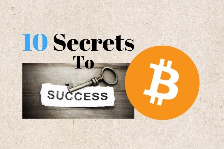 Secret To Success with Bitcoin