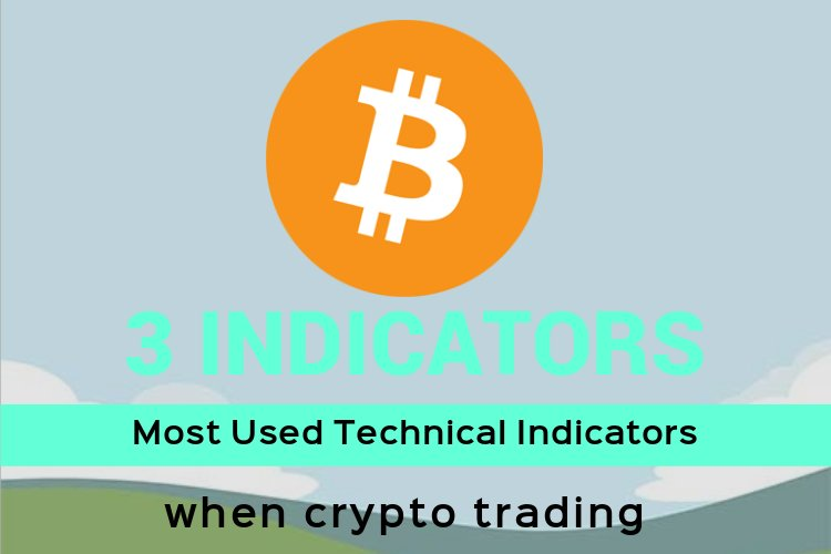 Trading Crypto technical indicators