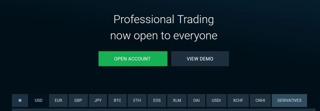 Bitfinex one of the best places to buy crypto