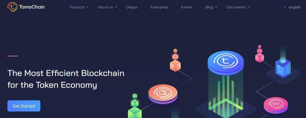 Tomochain review with blockchain token economy
