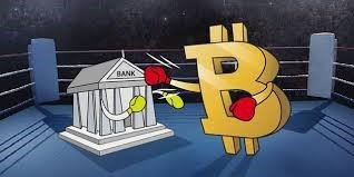 trustless systems with banks vs Bitcoin