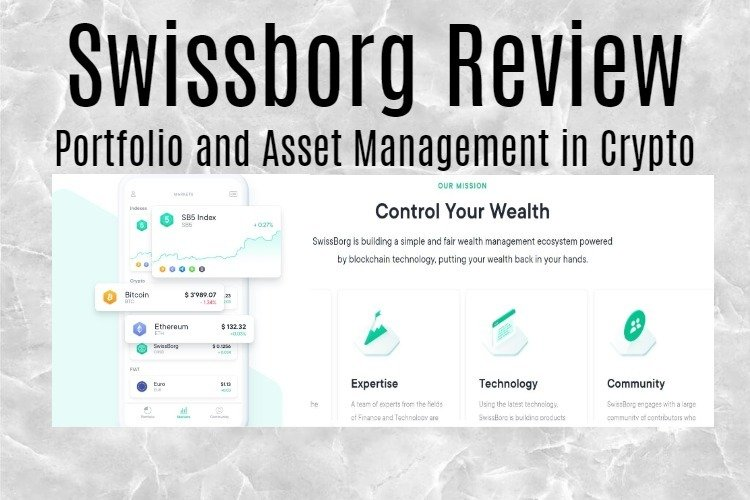 Swissborg Review