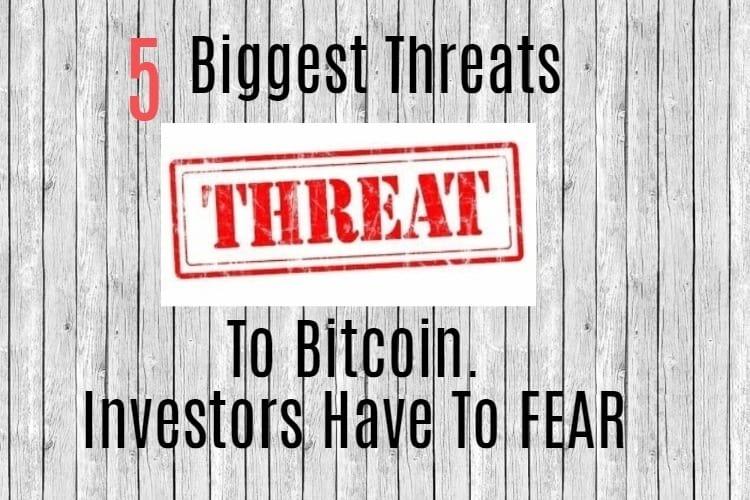 Biggest risks to Bitcoin for investors