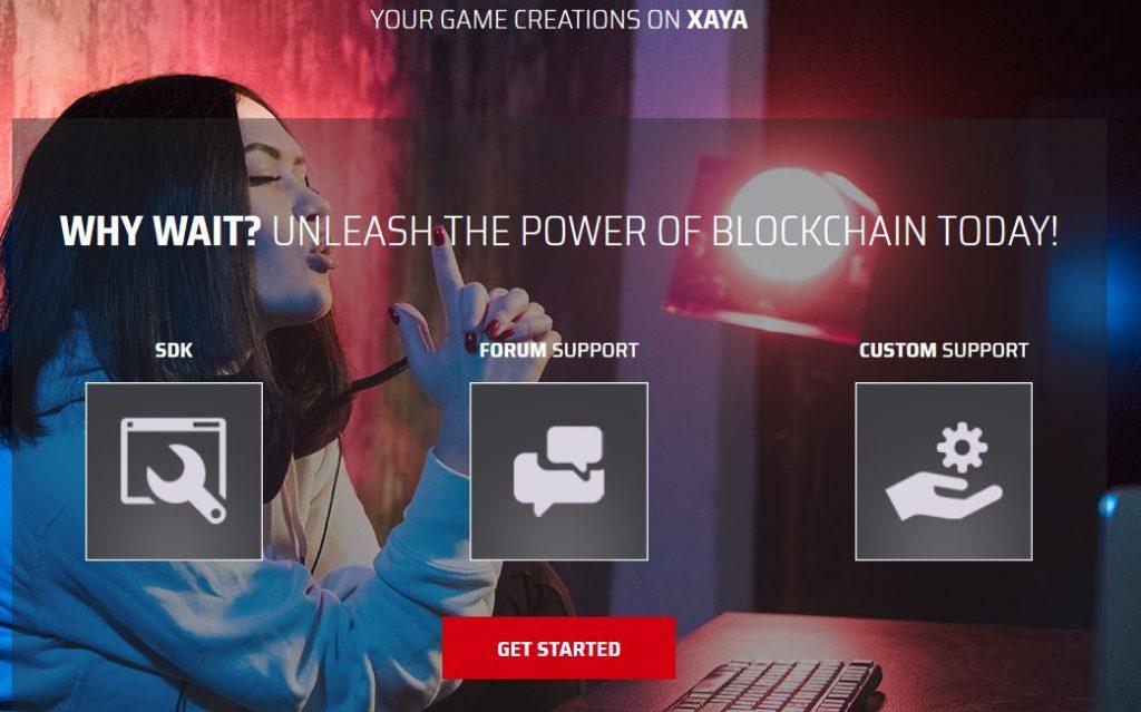 Create decentralized blockchain games with Xaya