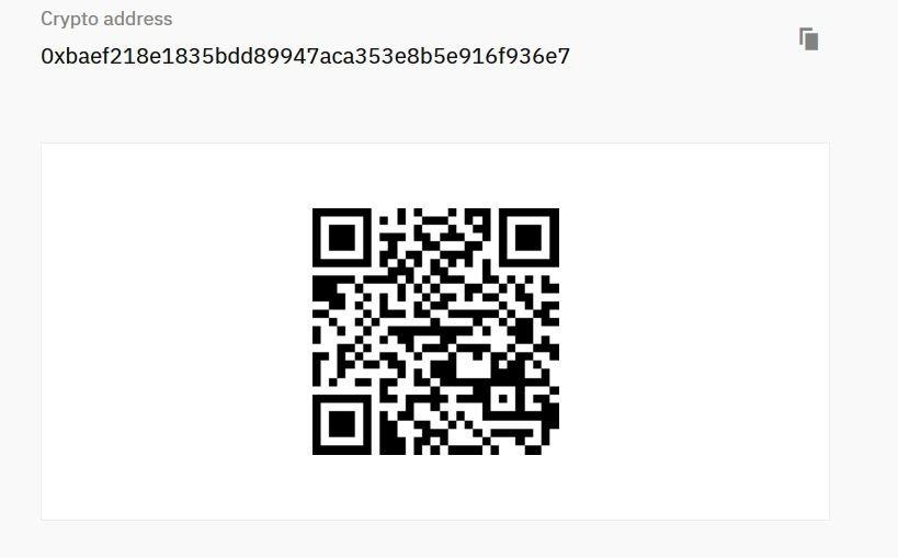 Ethereum public key