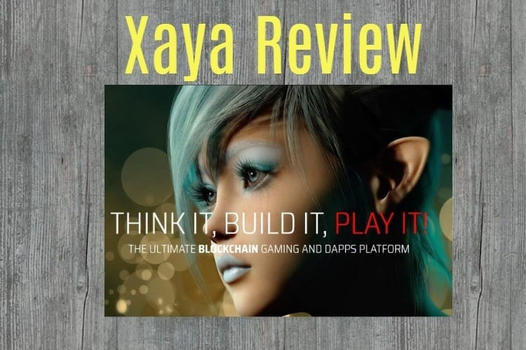 Xaya Review and blockchain gaming
