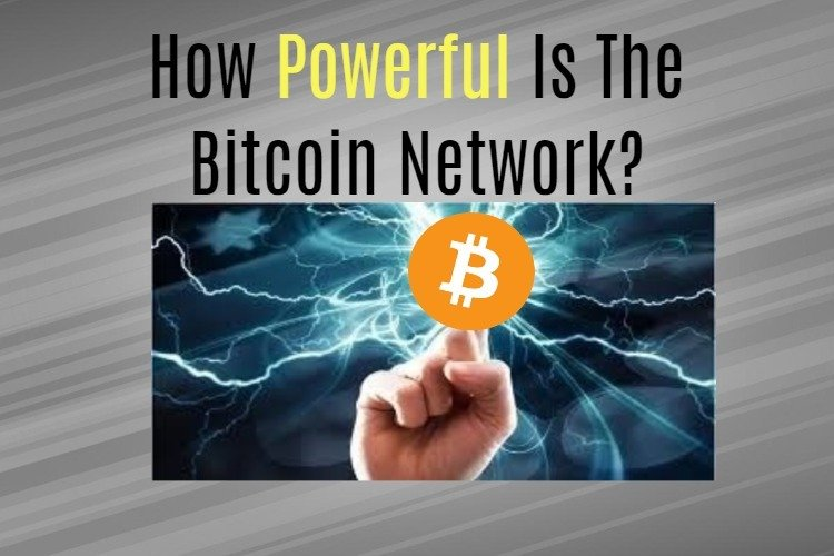 Bitcoin network powerful
