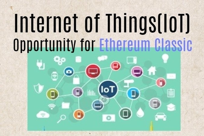 Internet of Things with ETC