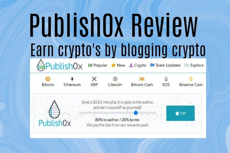 Publish0x Review