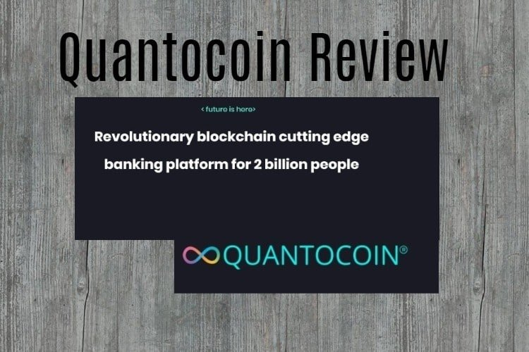 Quantocoin review banking