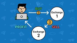 Cryptocurrency arbitrage