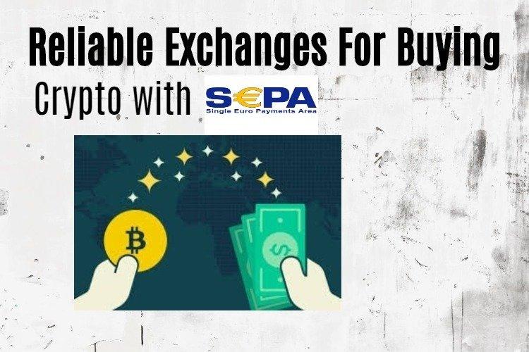 Buy Crypto with SEPA
