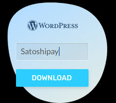 Satoshipay WordPress plugin