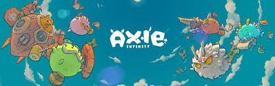 Axie Infinity blockchain game