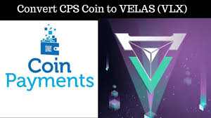 Convert CPS to VLX tokenswap