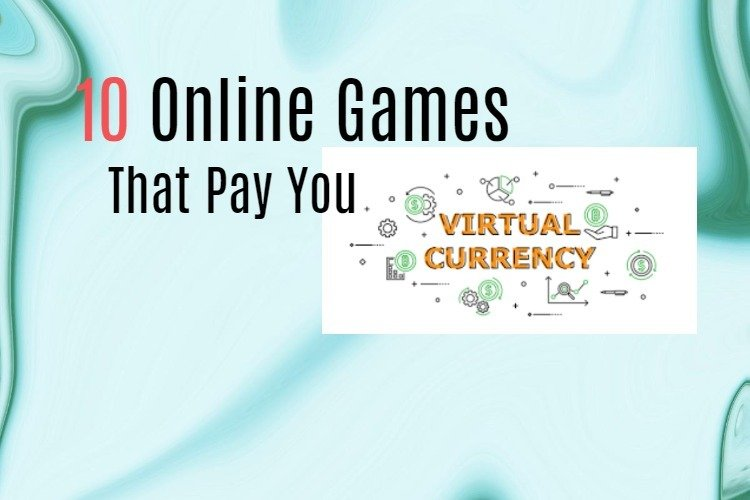Games with virtual currency