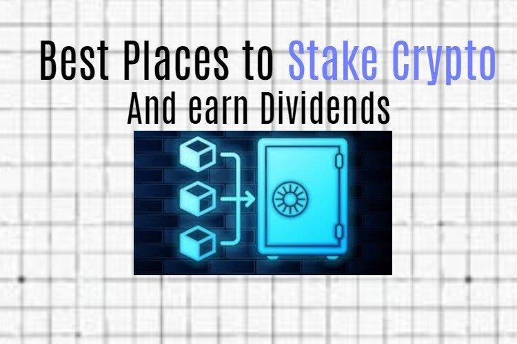 where to stake crypto