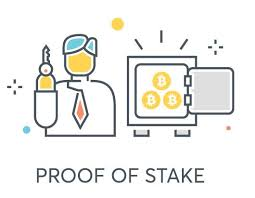 Proof of Stake crypto earning annual yield