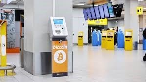 BTC to cash with Bitcoin ATM