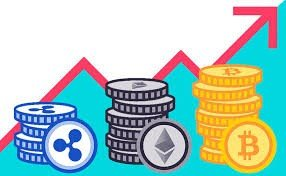 The rise of cryptocurrencies