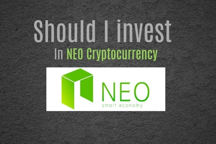Invest in NEO cryptocurrency