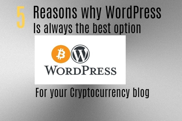 cryptocurrency blog wordpress