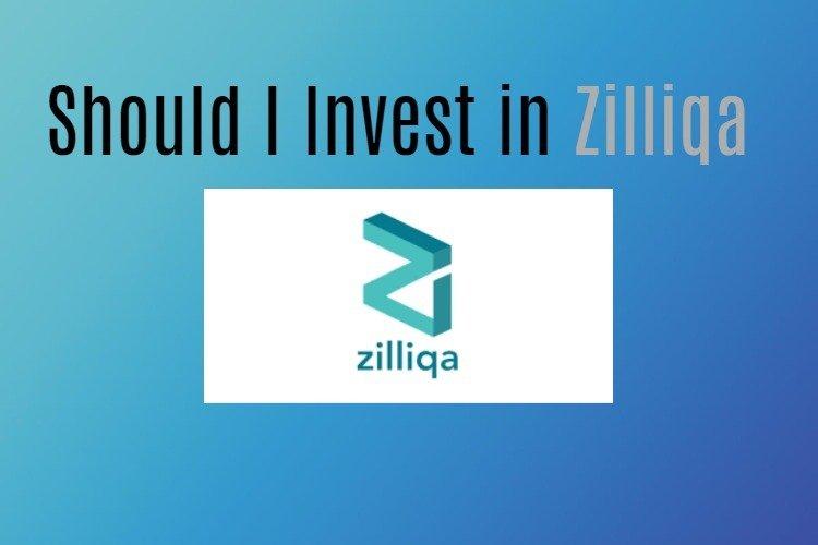 Invest in Zilliqa