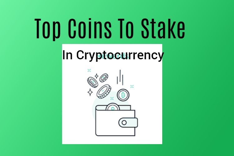best coins to stake
