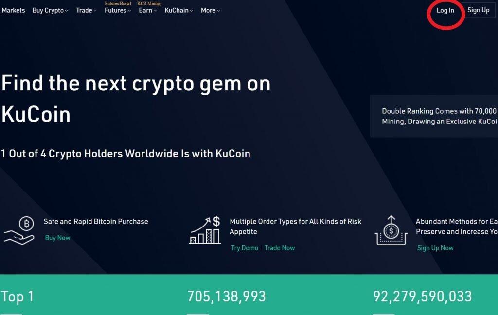 Is Kucoin Safe for Trading: Start