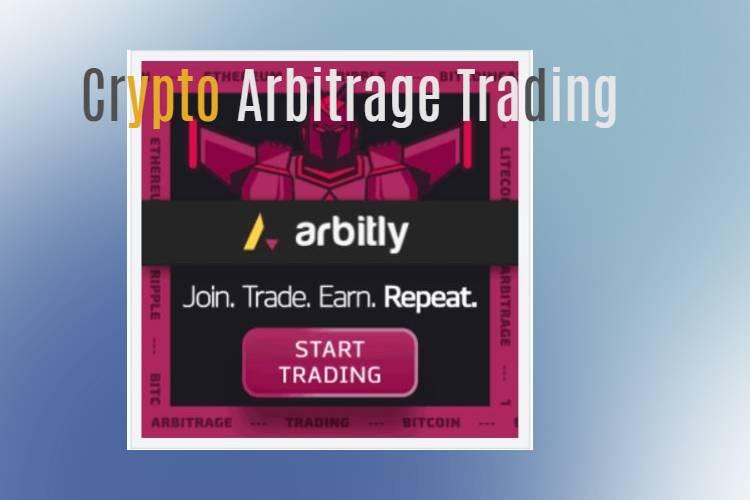 Crypto arbitrage trading
