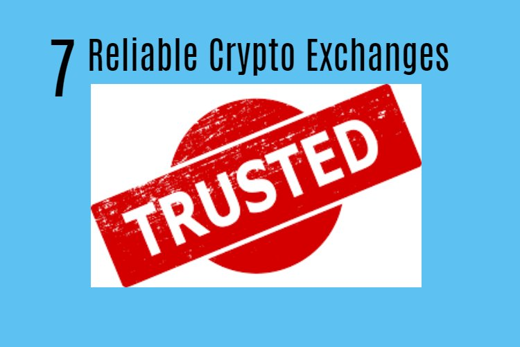 most trusted crypto exchanges