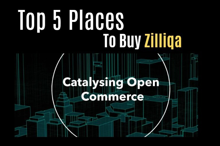 best places to buy Zilliqa