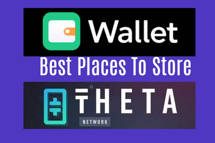 Best places to store Theta