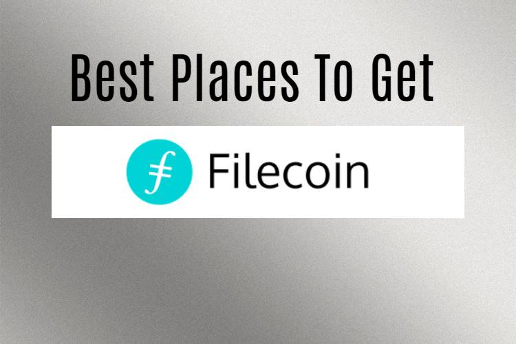 Best places to get Filecoin