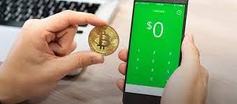 Cashapp with Bitcoin